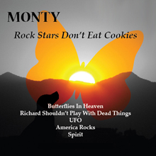 Rock Stars Don't Eat Cookies EP Cover